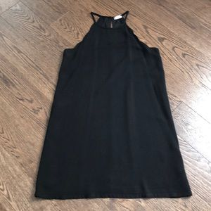 Cooperative Black Dress